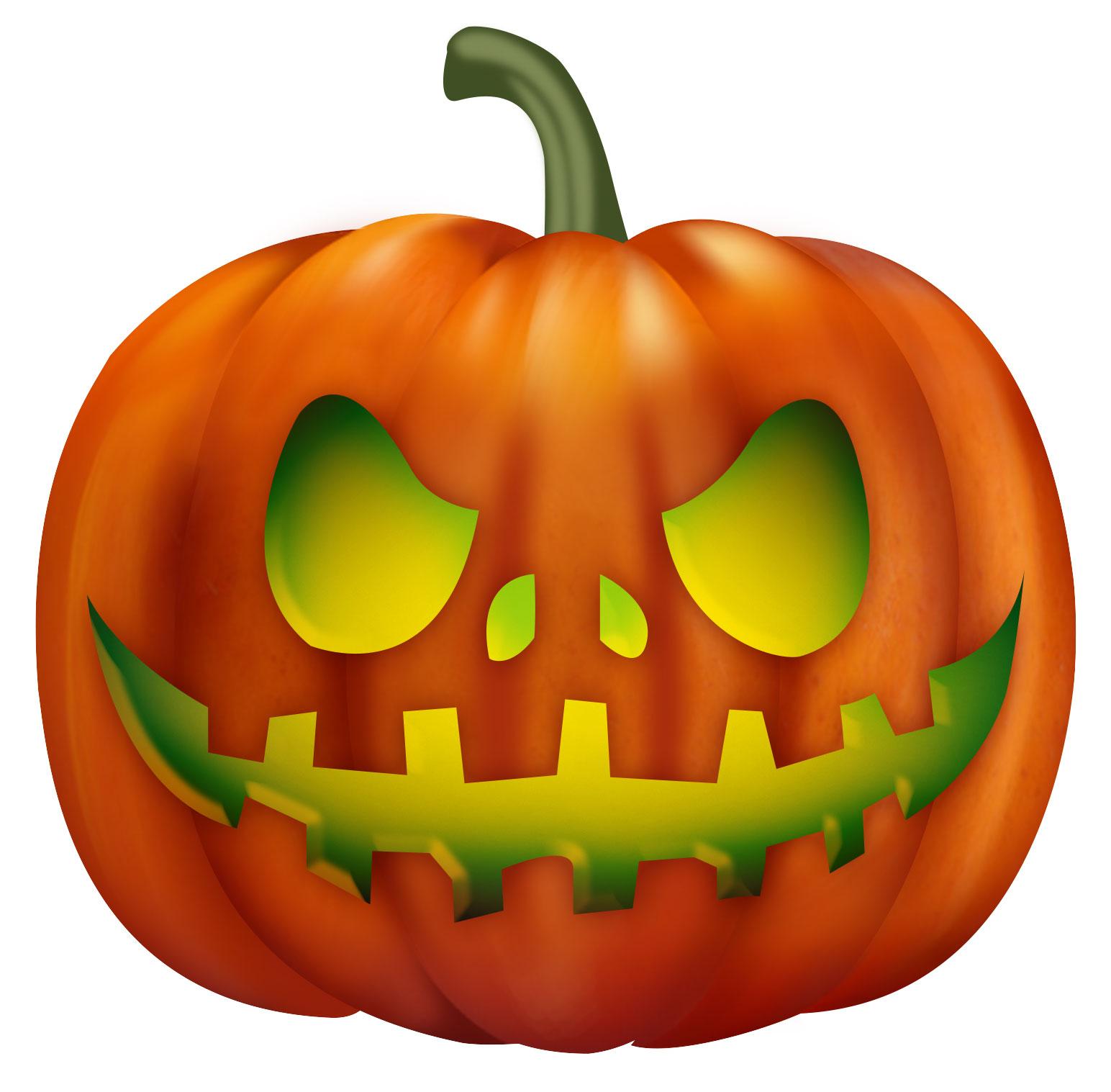 Free Halloween 2013 Pumpkin PSD (Layered) - Designbolts (1544 x 1517 Pixel)
