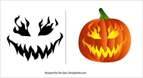 Unique pumpkin carving templates. pumpkin carving for halloween do