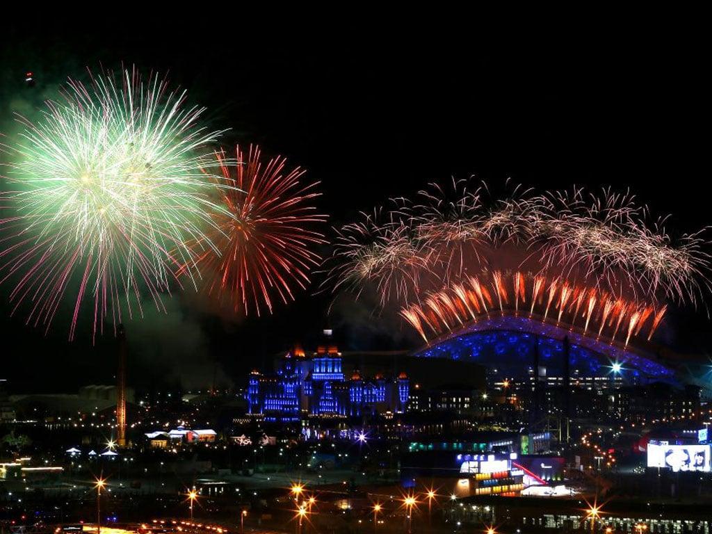 30 Sochi Winter Olympic Games Amazing Photos