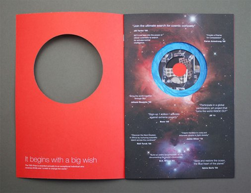 20 Best Examples of Brochure Design Projects for Inspiration     TED Creative Brochure design Ideas 3