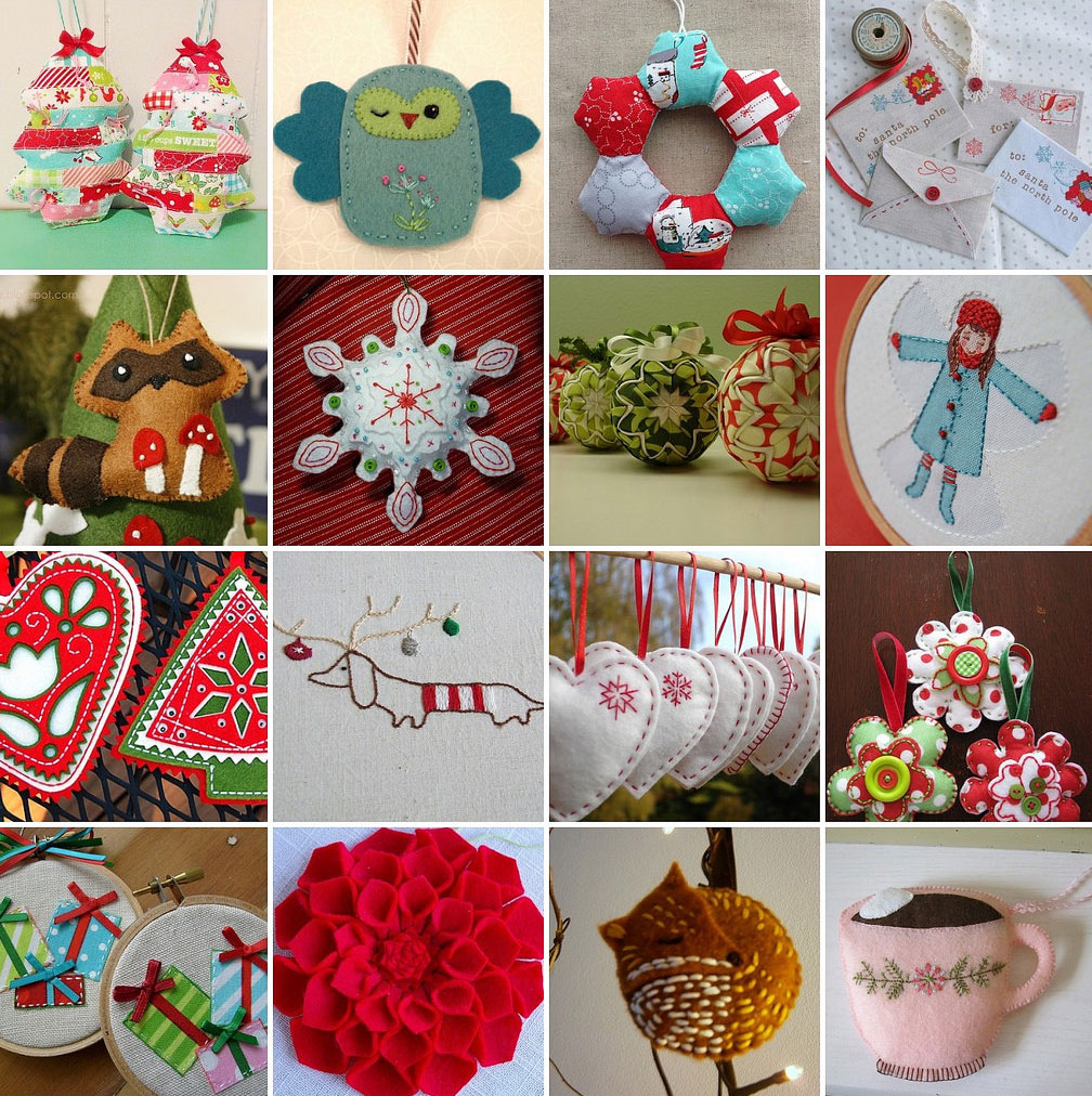 35 Cute And Creative Christmas Ornaments Amp Decoration