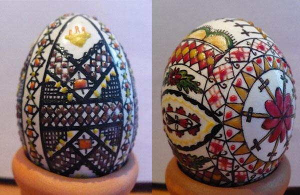 30 Beautiful Easter Eggs Designs Decoration Ideas
