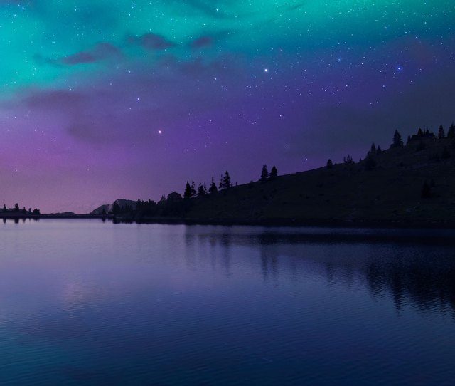 Nightfall Iphone S Plus Background