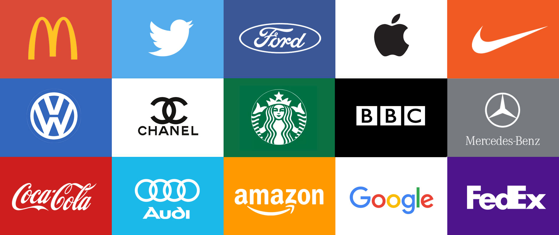 Top 25 Most Logos Iconic