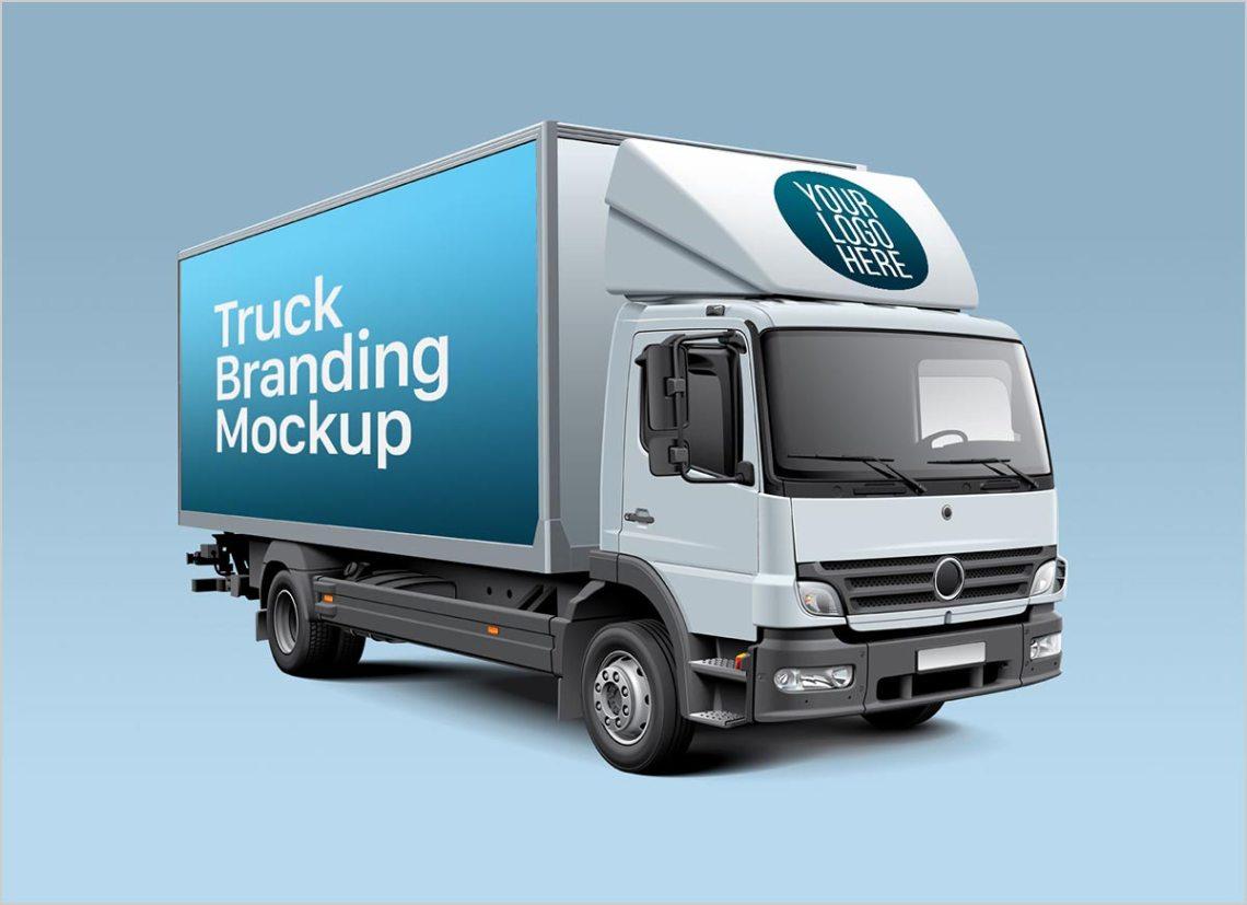 Download 40 Free Car, Van & Bus Mockup PSD Files For Vehicle ...