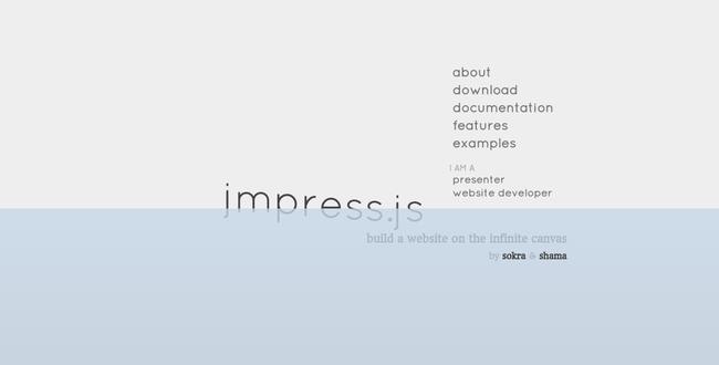 jmpress 12 Browser-Based CSS3 Slideshow Tools