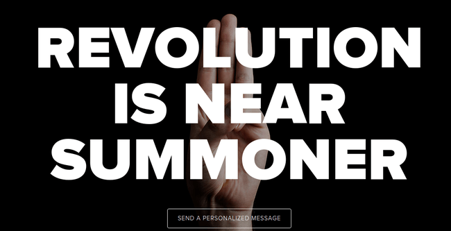 send_a_message 14 Websites for Your Typography Inspiration