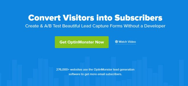 optinmonster Top 9 Email List Building Plugins for WordPress