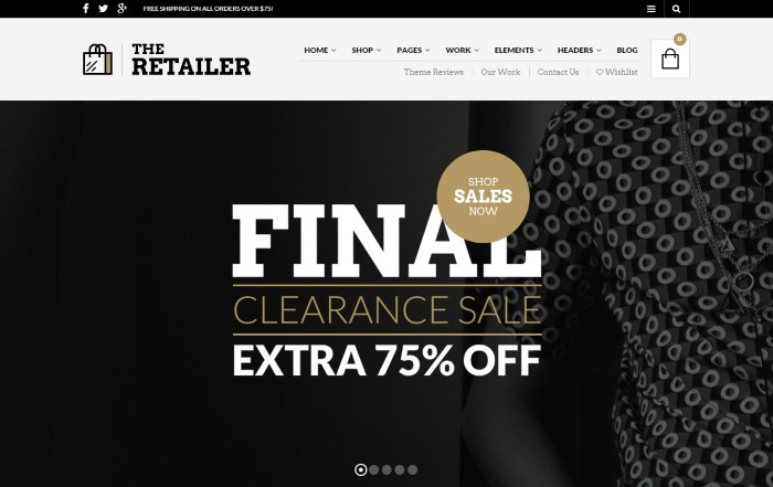 the-retailer 7 Top WooCommerce WordPress Themes on the Market + Why They're Best