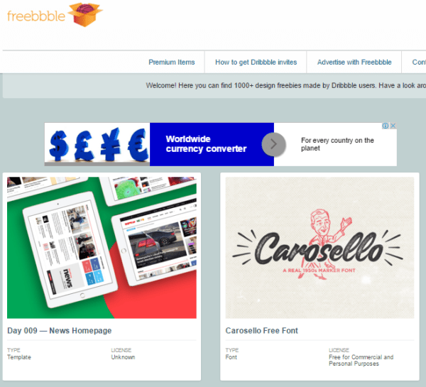 freebbble 10 of the Best Sites to Find PSD Designs and Elements