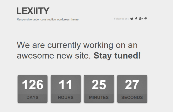 lexiity Top 9 Coming Soon Themes and Plugins for WordPress