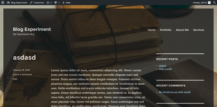 opaque How To Master Twenty Sixteen (Or Any WordPress Theme)