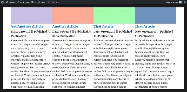 portfolionomargins How to Create a Portfolio Site Using Advanced Custom Fields