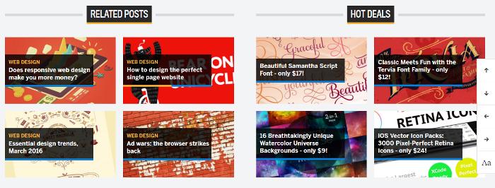 wdd-related Analyzing Web Designer Depot's New Design