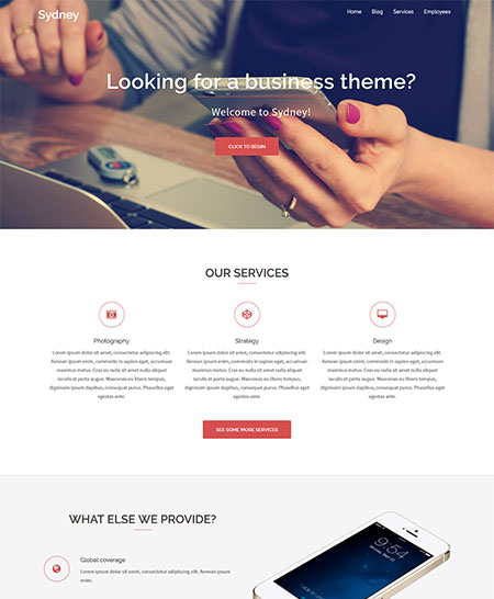 sydney-wordpress-theme 21+ Best Free Responsive WordPress Themes for 2017