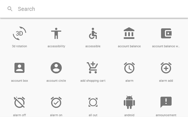 material-icons-google-material-design 17 Best Places to Find Free & Premium Icon Files