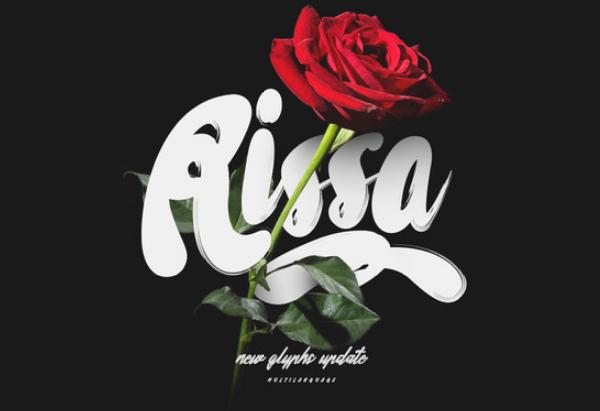 rissa 27 Free & Premium Designer Fonts