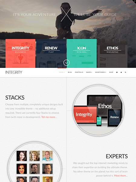 x-theme 13 of the Best Drag and Drop Theme Builders for WordPress