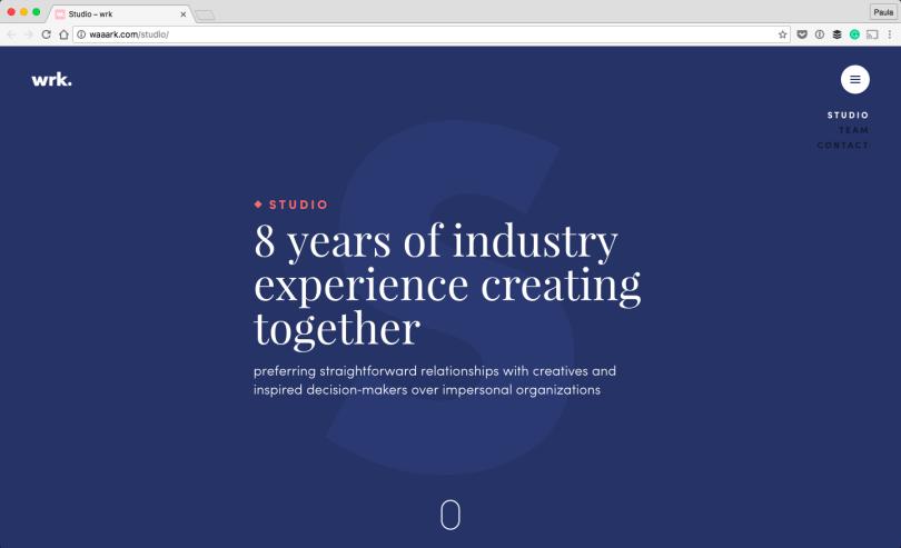 Studio-–-wrk-2016-08-30-22-38-38 16 Creative Portfolios to Get Inspired by