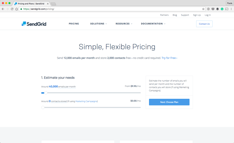 Pricing-and-Plans-SendGrid-2016-10-01-20-02-28 How to Design with a Monochromatic Color Scheme