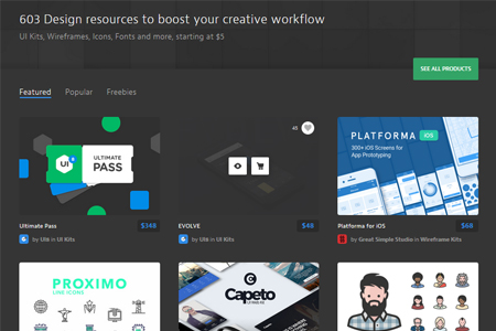 ui8 15 Best Black Friday / Cyber Monday Deals for Designers and Developers