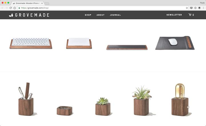 Grovemade-built-with-wordpress 14 Fantastic website you didn't know were built with WordPress