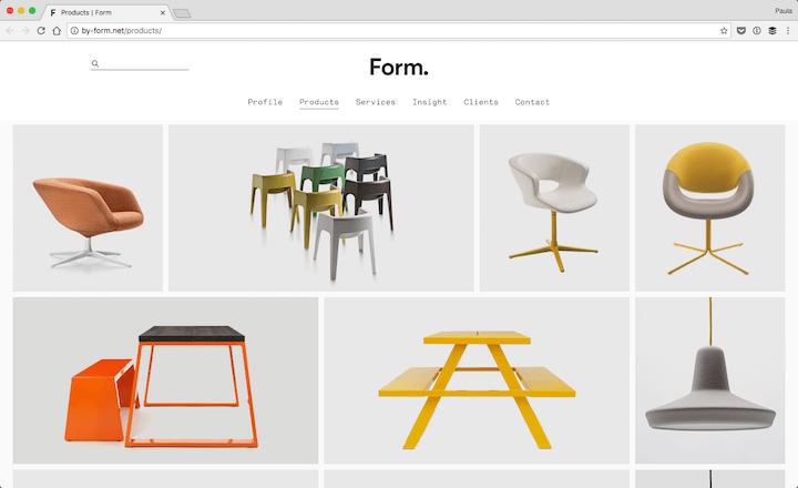 form-built-with-wordpress 14 Fantastic website you didn't know were built with WordPress