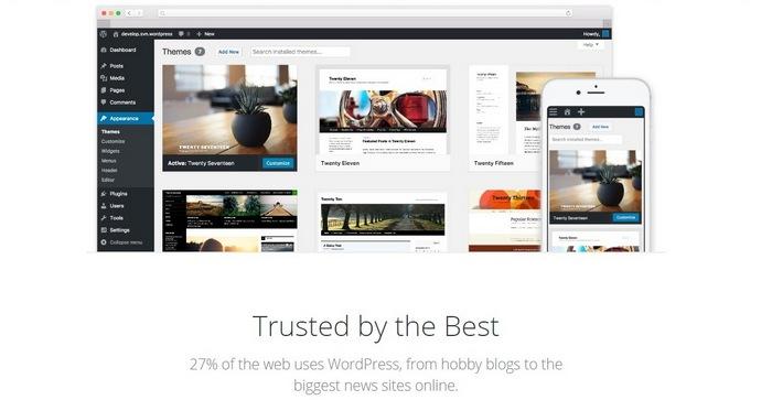 wordpress-org Top 15 Blogging Platforms – A Detailed Comparison