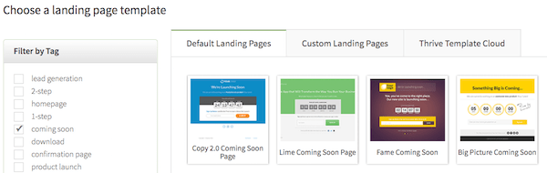 2c-tlp-categories Thrive Content Builder and Landing Pages Review