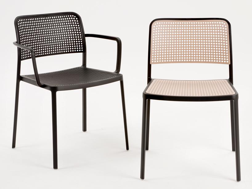 Piero Lissoni Designs Audrey Chair For Kartell