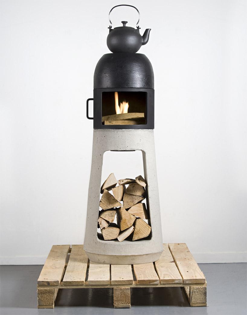 wuehl yanes: wood stove