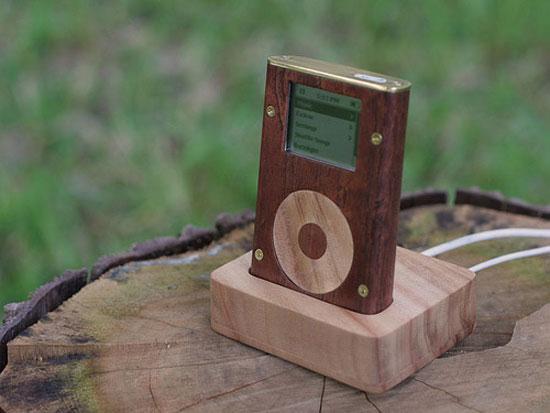 Wooden Ipod