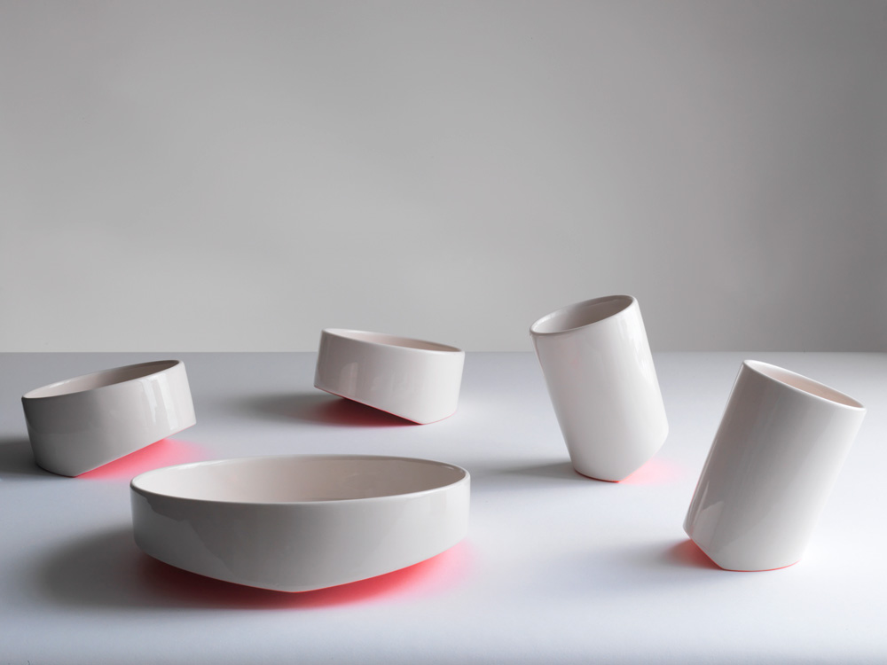 Share Food Ceramics Collection Facilitates Friendly Dining