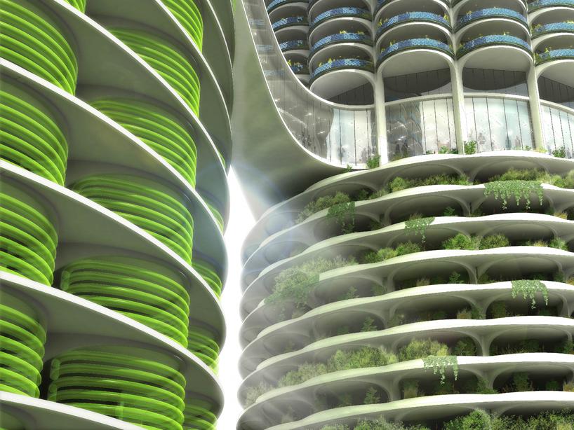 Influx Studio Algae Green Loop