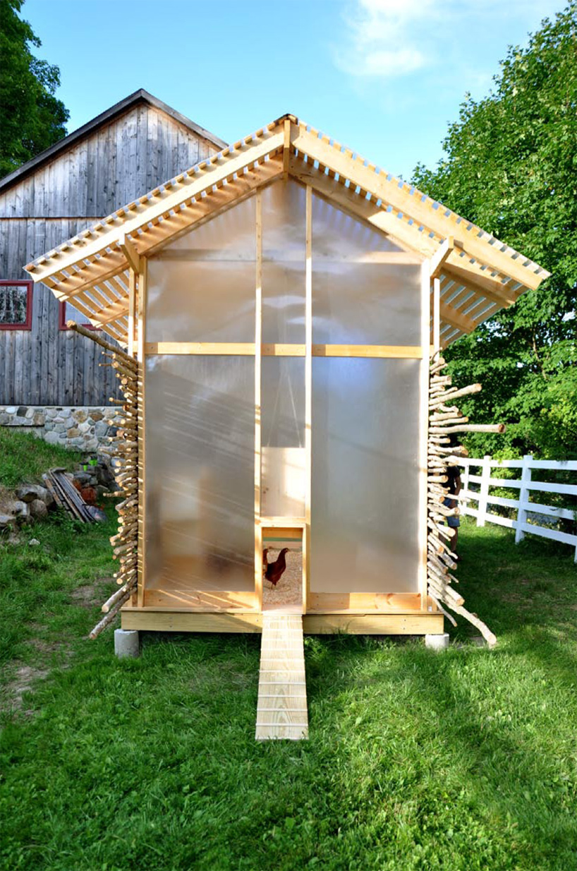 Studio North Moskow Linn Architects Chicken Chapel