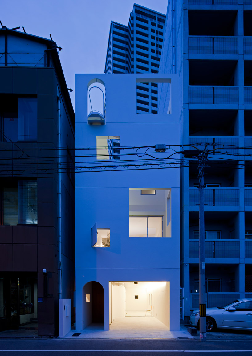 Urban Architecture Office Iwm House
