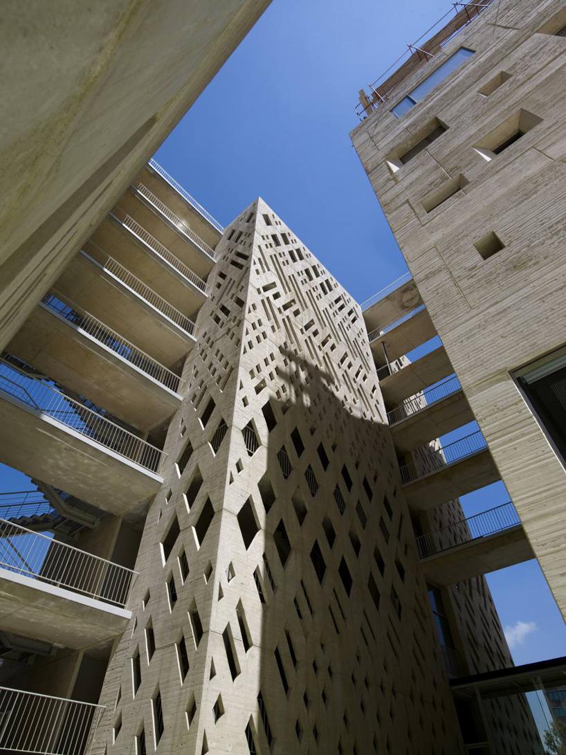 109 Architectes USJ Campus De Linnovation Et Du Sport