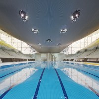 The London Olympics Strike BACK! The Summer Games' Aquatic Center