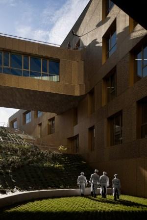 vaumm arkitektura: basque culinary center