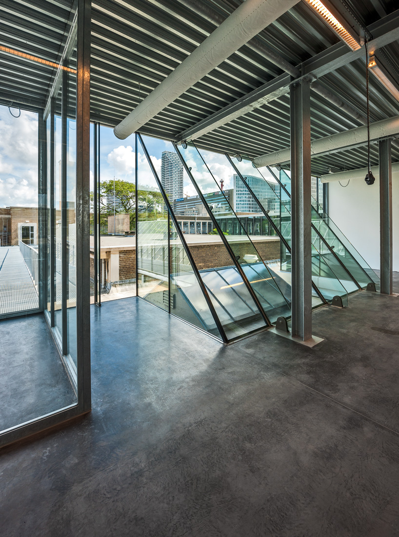Architecten Van Mourik Extension To The Royal Academy Of