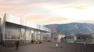 sparano  mooney architecture: kimball art center