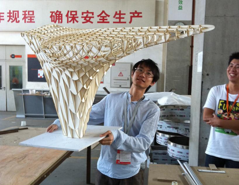 Cloud By Beijings Ballistic Architecture Machine