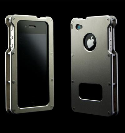 Abee Aluminium Jacket For Iphone 4