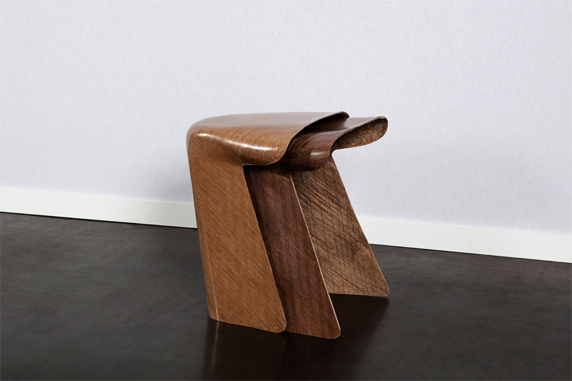 the toul stool   moulded jute fiber furniture