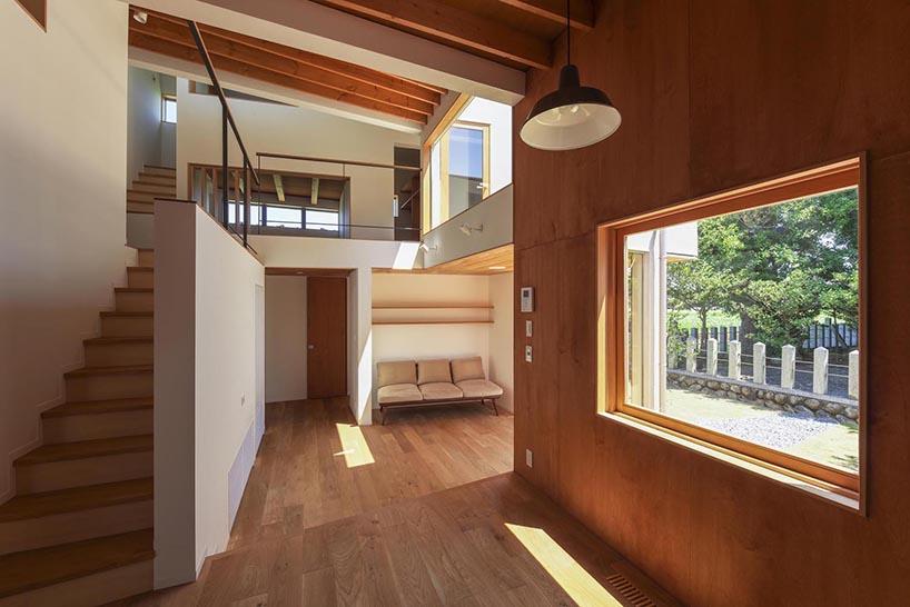 kazuki moroe architects house toin japan