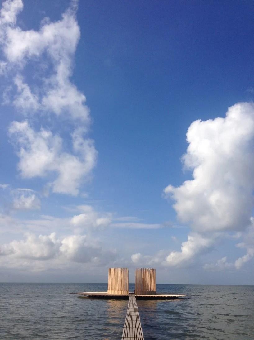 marc van vliet de streken observatory flat sands netherlands designboom