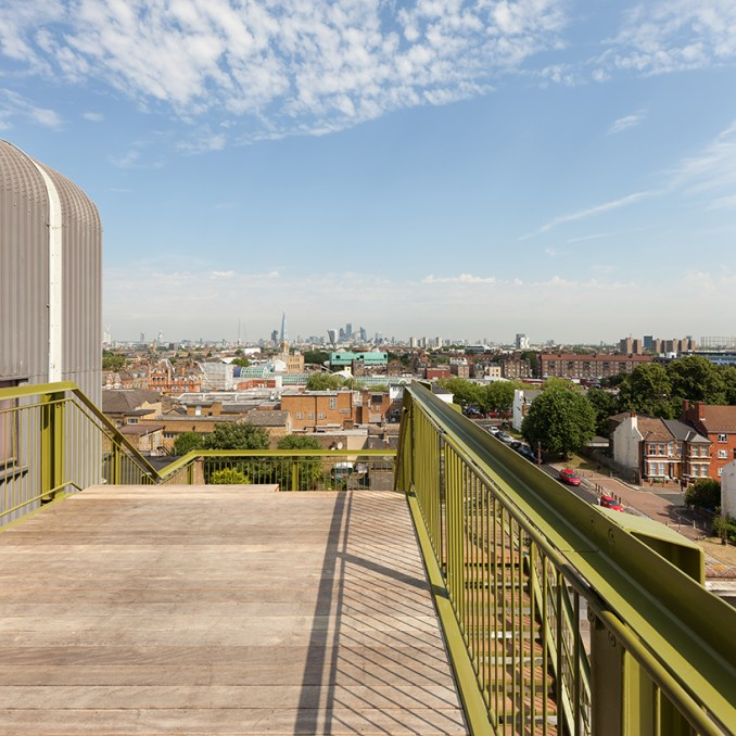 cooke fawcett's peckham observatory reinvents experience of an arts