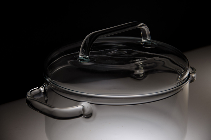 Huy Pham Has Created A Set Of Transparent Cooking Pots