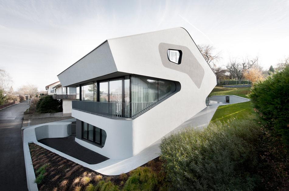 jurgen mayer h. architects OLS house