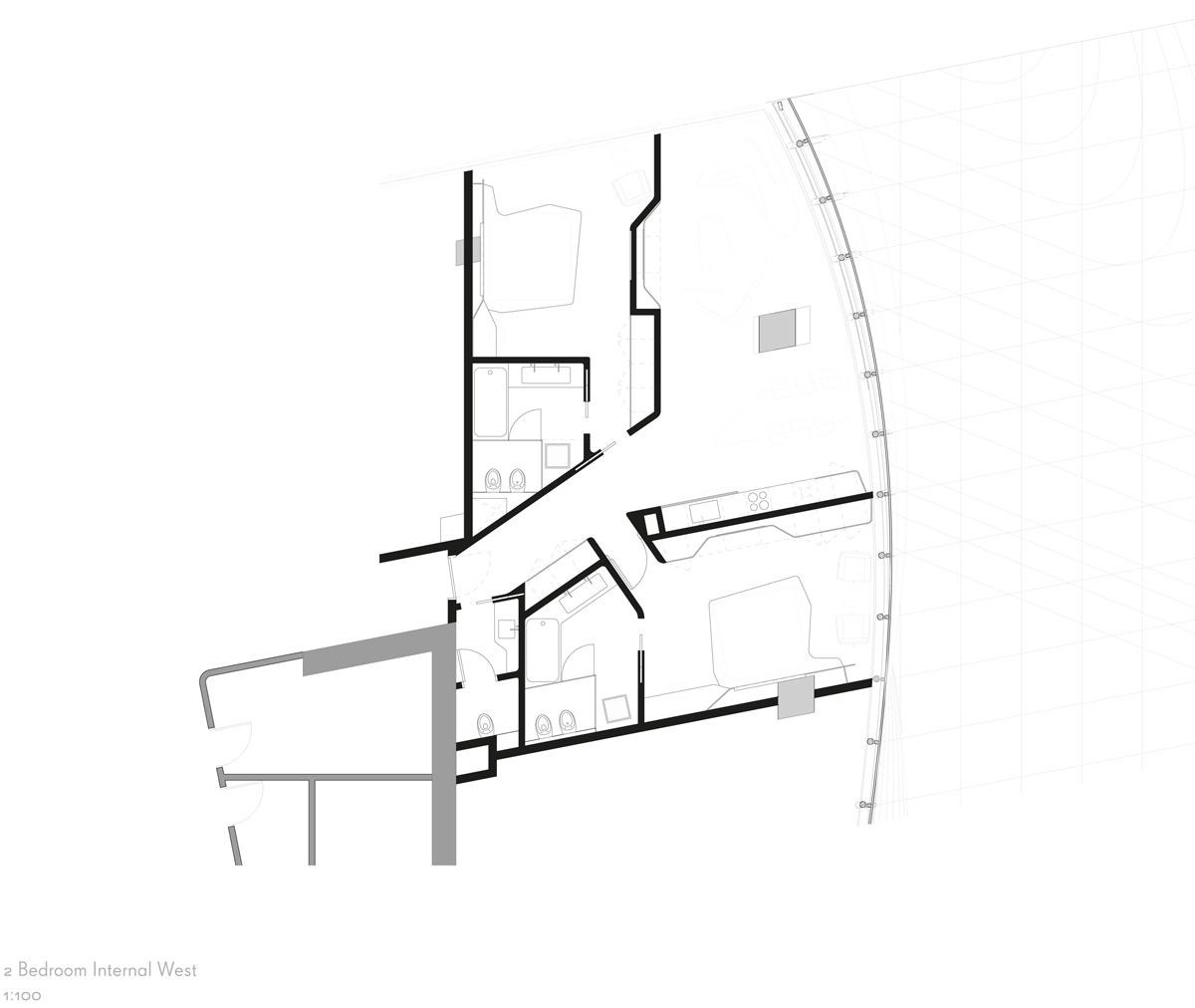 Zaha Hadid Designs Interiors For Dubai S Opus Office Tower